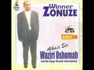 Waziri Oshomah - No Hurry In Life
